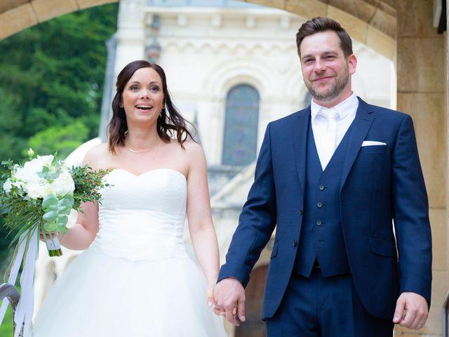 Le mariage de Mathieu et Caroline à Autigny-la-Tour, Vosges 22