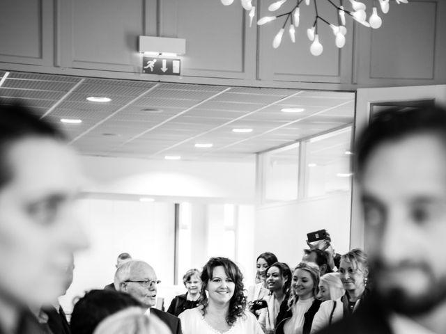 Le mariage de David et Carole à Saint-Saulve, Nord 13