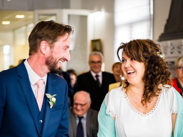 Le mariage de David et Carole à Saint-Saulve, Nord 14