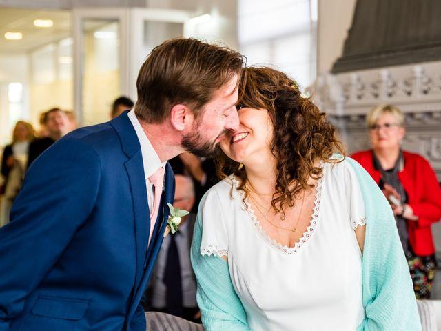 Le mariage de David et Carole à Saint-Saulve, Nord 16