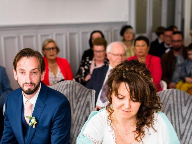 Le mariage de David et Carole à Saint-Saulve, Nord 17
