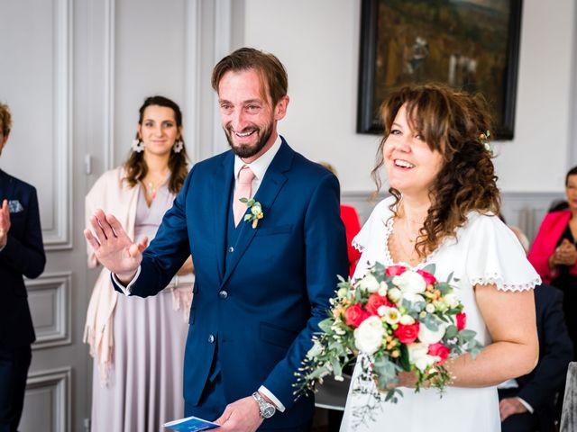 Le mariage de David et Carole à Saint-Saulve, Nord 18
