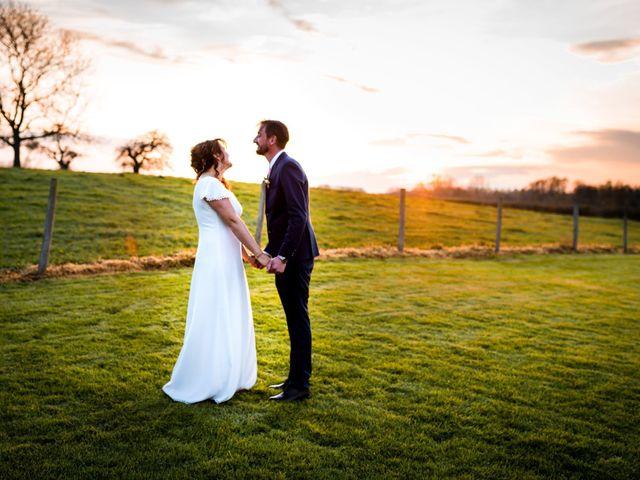 Le mariage de David et Carole à Saint-Saulve, Nord 1