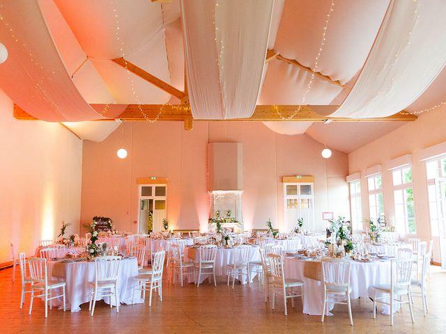 Le mariage de Mathieu et Caroline à Autigny-la-Tour, Vosges 31