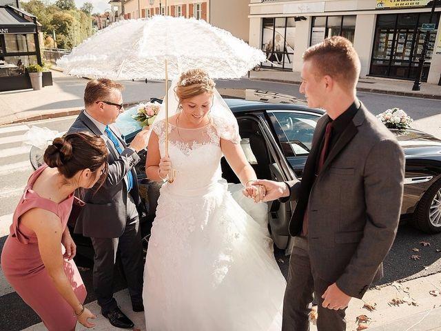 Le mariage de Jean-Rémi et Alexandra à Magny-le-Hongre, Seine-et-Marne 7