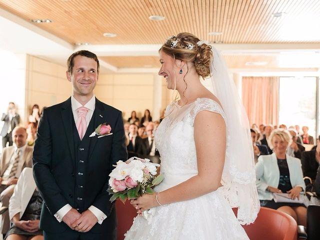 Le mariage de Jean-Rémi et Alexandra à Magny-le-Hongre, Seine-et-Marne 13