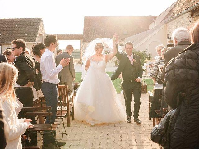 Le mariage de Jean-Rémi et Alexandra à Magny-le-Hongre, Seine-et-Marne 25