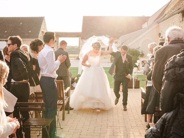 Le mariage de Jean-Rémi et Alexandra à Magny-le-Hongre, Seine-et-Marne 27