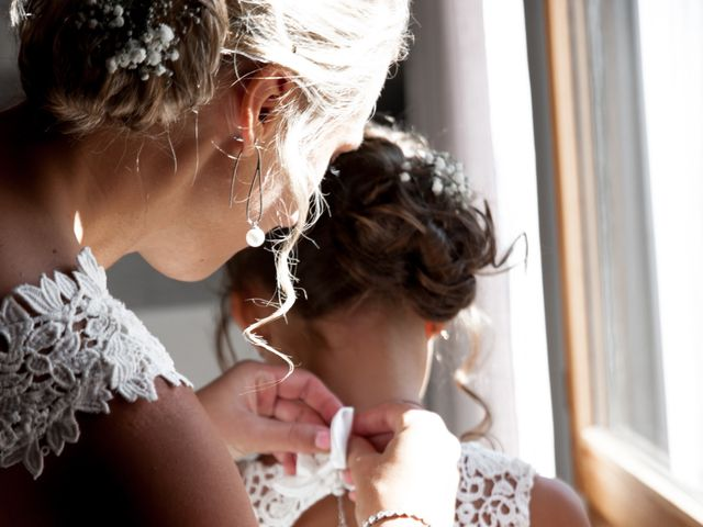 Le mariage de Anthony et Céline à Taninges, Haute-Savoie 25