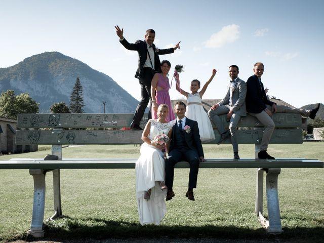 Le mariage de Anthony et Céline à Taninges, Haute-Savoie 29