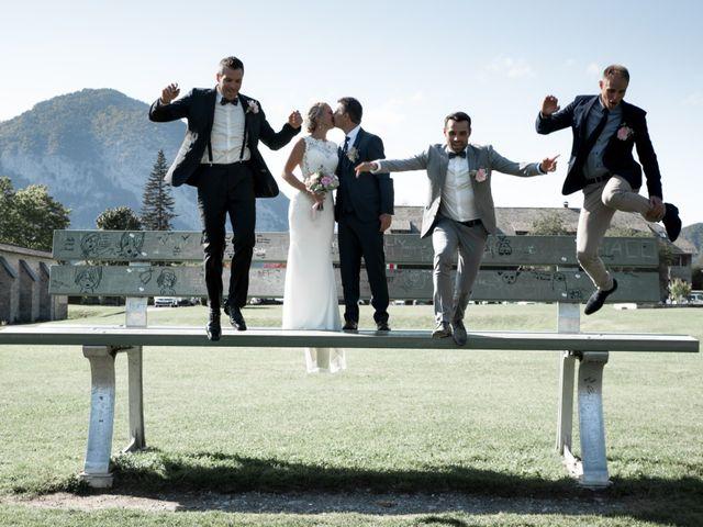 Le mariage de Anthony et Céline à Taninges, Haute-Savoie 30