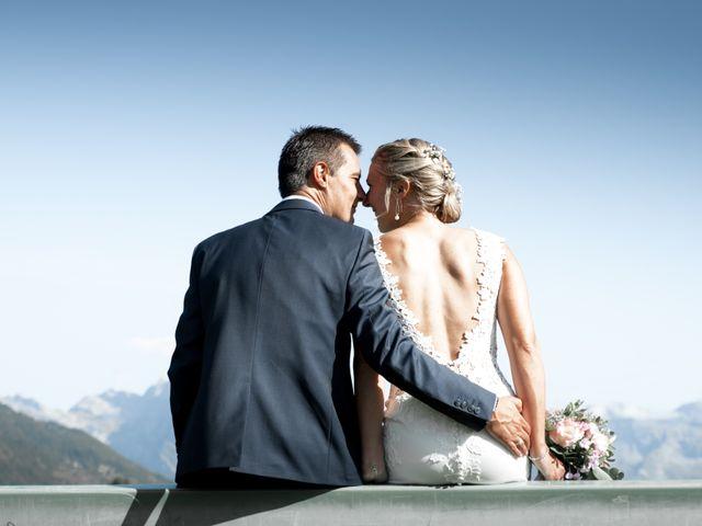 Le mariage de Anthony et Céline à Taninges, Haute-Savoie 31
