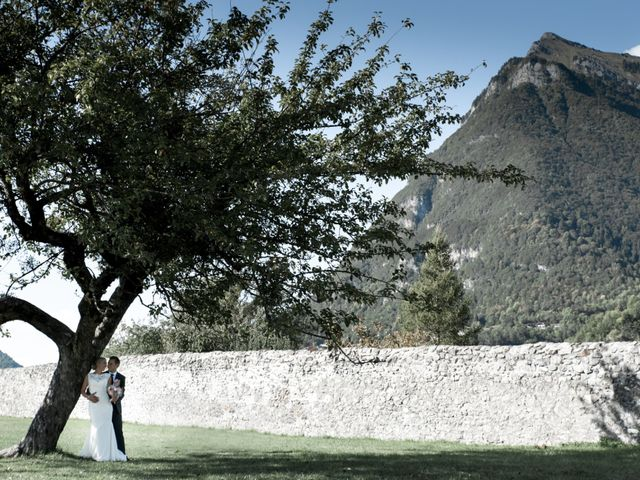 Le mariage de Anthony et Céline à Taninges, Haute-Savoie 32