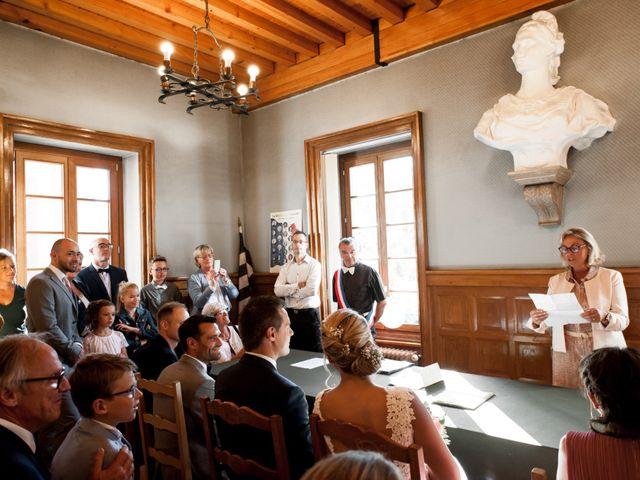 Le mariage de Anthony et Céline à Taninges, Haute-Savoie 36