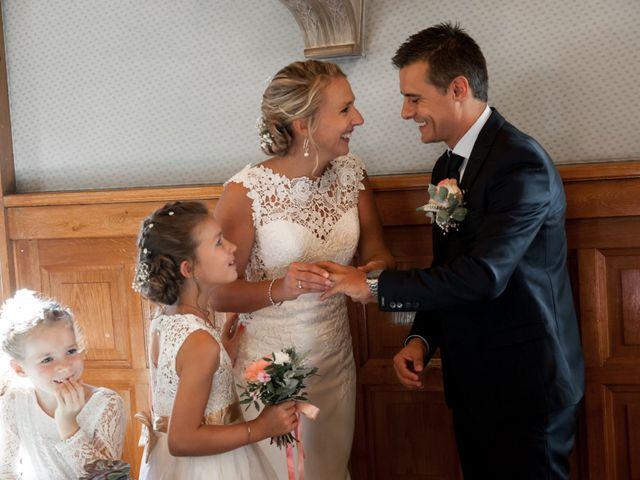 Le mariage de Anthony et Céline à Taninges, Haute-Savoie 37