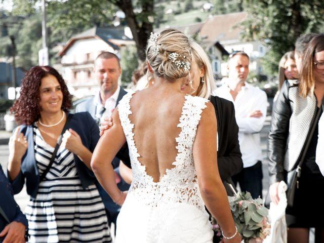 Le mariage de Anthony et Céline à Taninges, Haute-Savoie 40