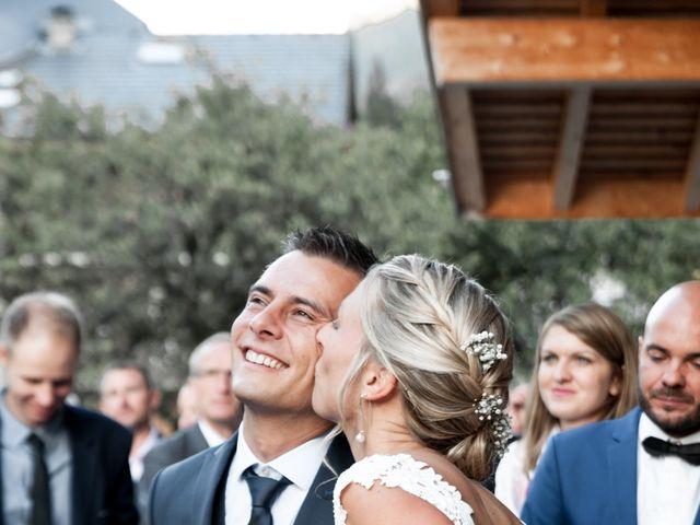 Le mariage de Anthony et Céline à Taninges, Haute-Savoie 51