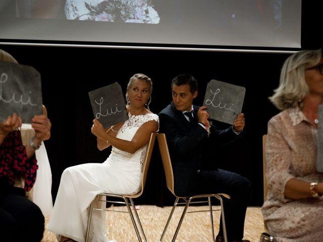 Le mariage de Anthony et Céline à Taninges, Haute-Savoie 61