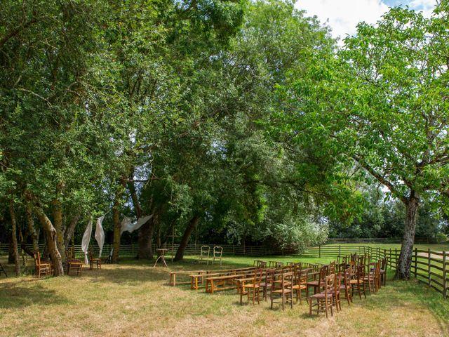 Le mariage de Thomas et Sandra à Machecoul, Loire Atlantique 3