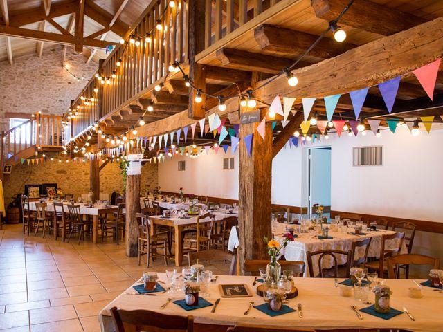 Le mariage de Thomas et Sandra à Machecoul, Loire Atlantique 8
