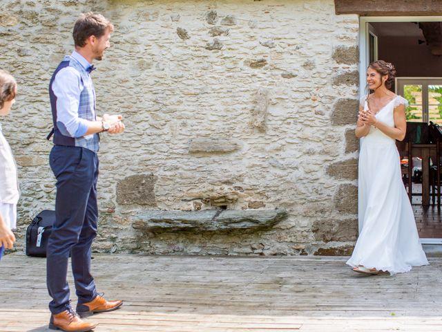 Le mariage de Thomas et Sandra à Machecoul, Loire Atlantique 23