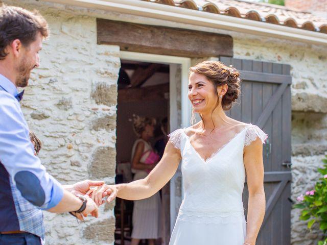 Le mariage de Thomas et Sandra à Machecoul, Loire Atlantique 24