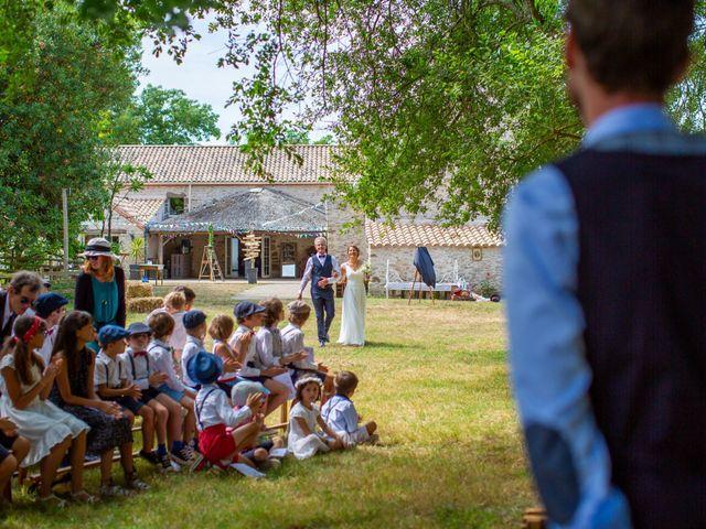 Le mariage de Thomas et Sandra à Machecoul, Loire Atlantique 29