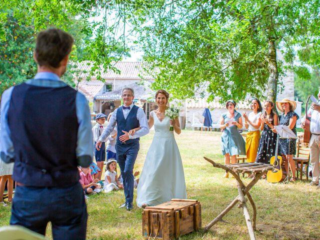 Le mariage de Thomas et Sandra à Machecoul, Loire Atlantique 30