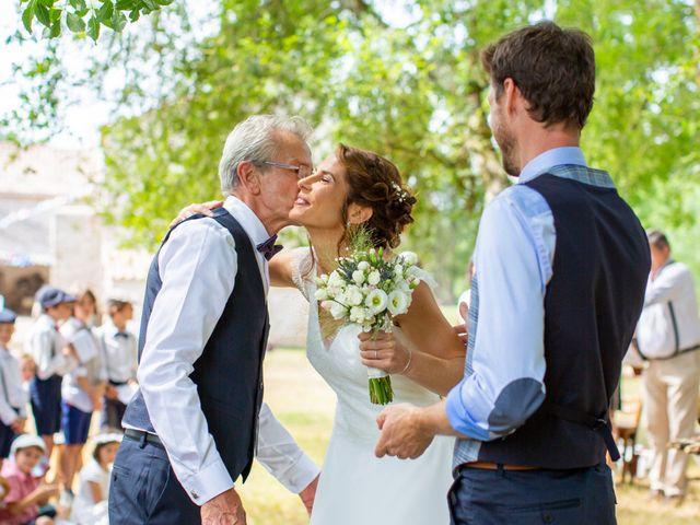 Le mariage de Thomas et Sandra à Machecoul, Loire Atlantique 31