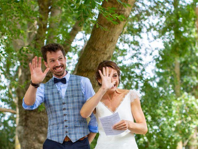 Le mariage de Thomas et Sandra à Machecoul, Loire Atlantique 33