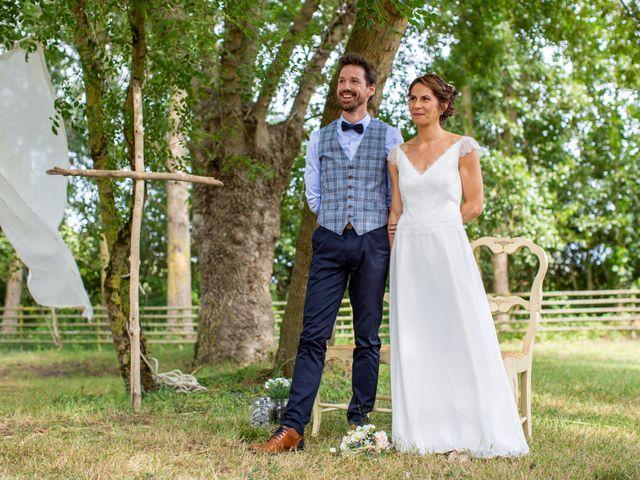 Le mariage de Thomas et Sandra à Machecoul, Loire Atlantique 38