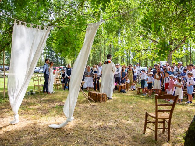Le mariage de Thomas et Sandra à Machecoul, Loire Atlantique 39