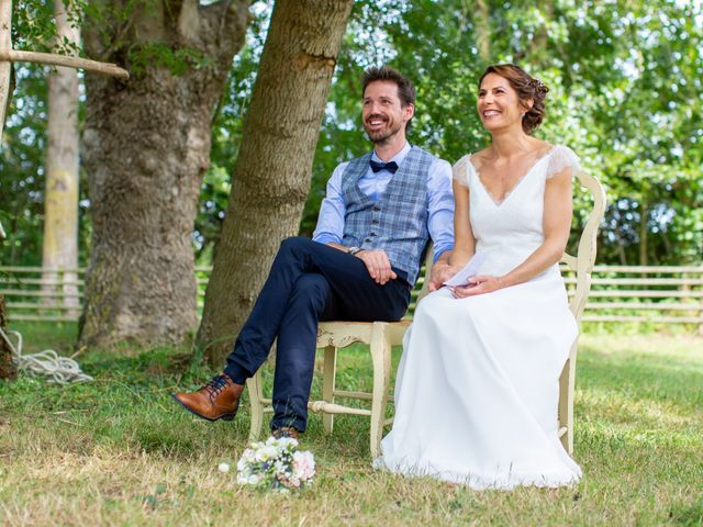 Le mariage de Thomas et Sandra à Machecoul, Loire Atlantique 41