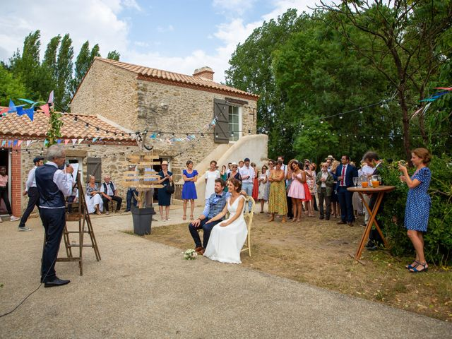 Le mariage de Thomas et Sandra à Machecoul, Loire Atlantique 64