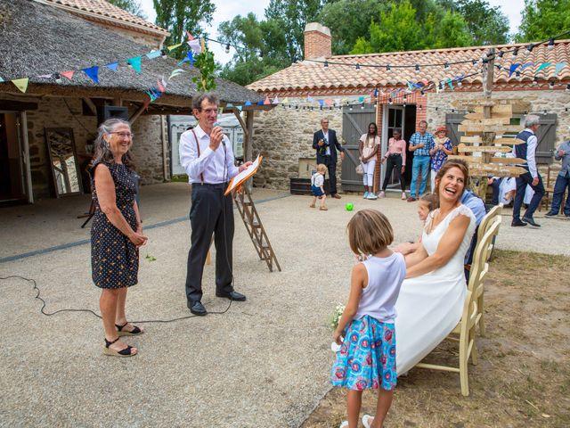 Le mariage de Thomas et Sandra à Machecoul, Loire Atlantique 66