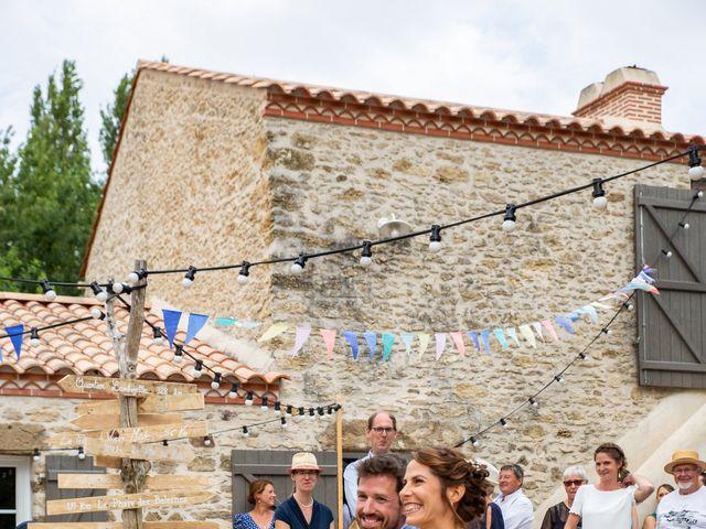 Le mariage de Thomas et Sandra à Machecoul, Loire Atlantique 67