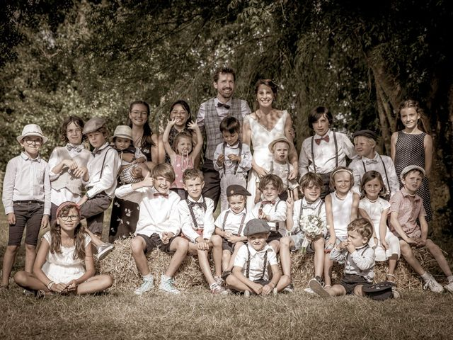 Le mariage de Thomas et Sandra à Machecoul, Loire Atlantique 70