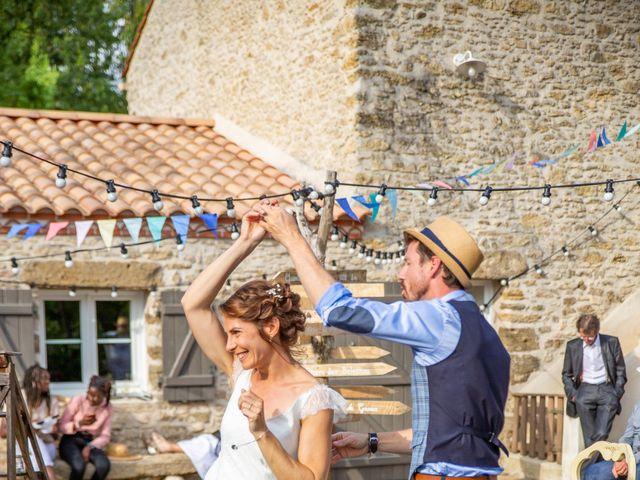 Le mariage de Thomas et Sandra à Machecoul, Loire Atlantique 77