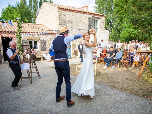 Le mariage de Thomas et Sandra à Machecoul, Loire Atlantique 78