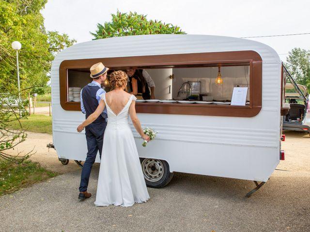 Le mariage de Thomas et Sandra à Machecoul, Loire Atlantique 81