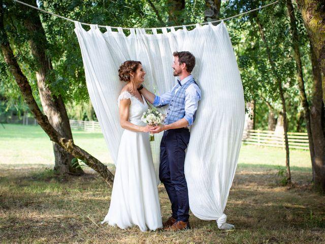Le mariage de Thomas et Sandra à Machecoul, Loire Atlantique 85