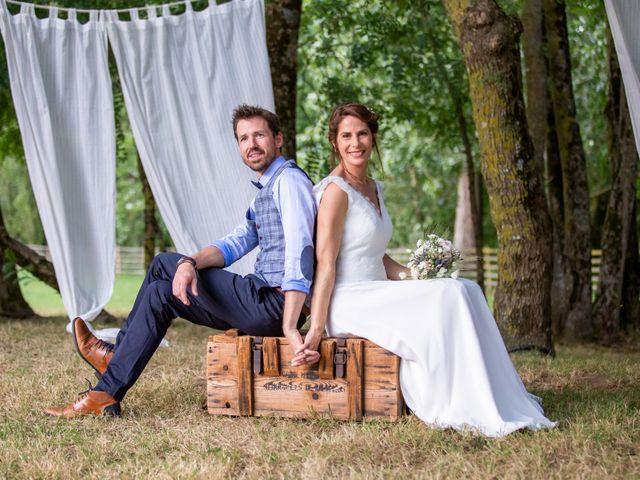 Le mariage de Thomas et Sandra à Machecoul, Loire Atlantique 92