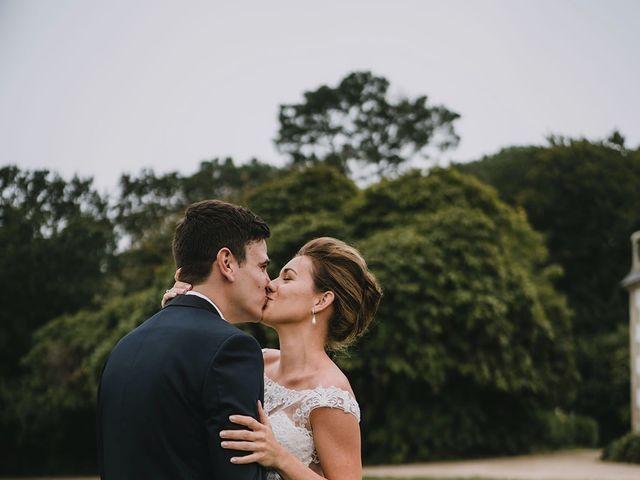 Le mariage de Guillaume et Hélène à Loctudy, Finistère 63
