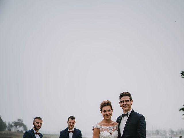 Le mariage de Guillaume et Hélène à Loctudy, Finistère 65