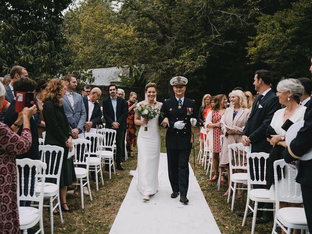 Le mariage de Guillaume et Hélène à Loctudy, Finistère 72