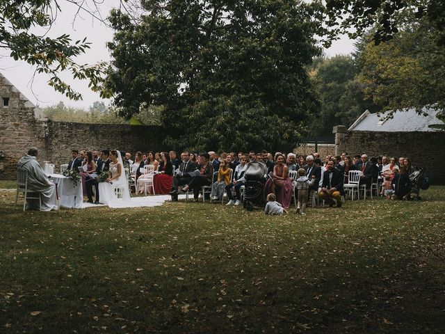 Le mariage de Guillaume et Hélène à Loctudy, Finistère 81