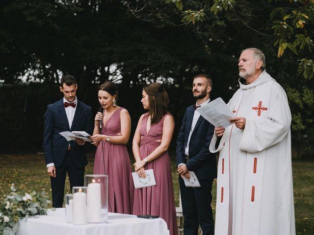 Le mariage de Guillaume et Hélène à Loctudy, Finistère 95