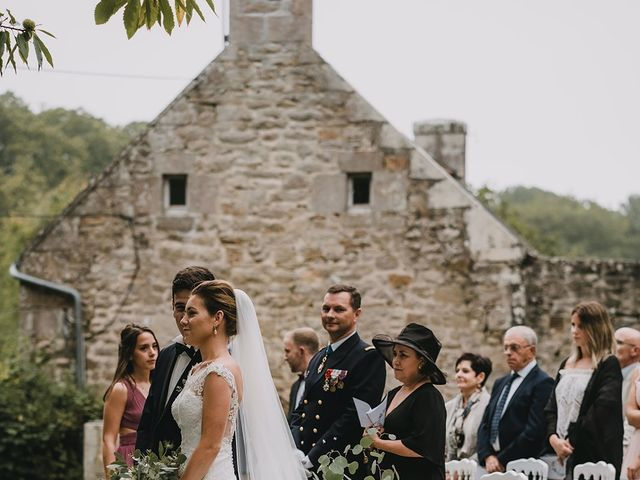 Le mariage de Guillaume et Hélène à Loctudy, Finistère 96