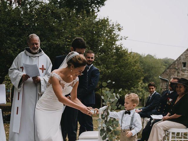 Le mariage de Guillaume et Hélène à Loctudy, Finistère 99
