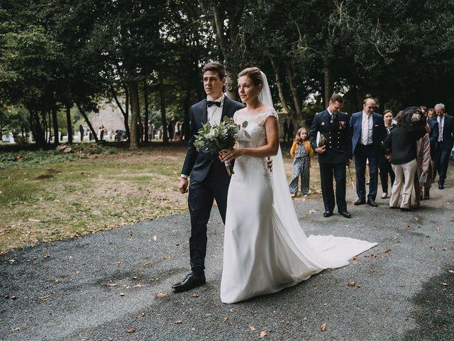 Le mariage de Guillaume et Hélène à Loctudy, Finistère 105